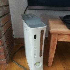 Videojuegos y Consolas: XBOX 360 + MANDO + 3 JUEGOS. Lote 268785114