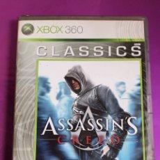 Videojuegos y Consolas: XBOX 360 ASSASSIN'S CREED CAJA VACIA!! NO INCLUYE EL CD !!. Lote 268785959