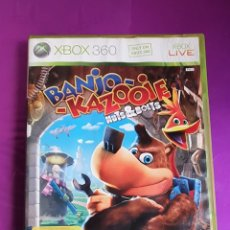Videojuegos y Consolas: XBOX 360 BANJO KAZOOIE NUTS & BOLTS CAJA VACIA SIN CD !! INCLUYE MANUAL. Lote 268786004