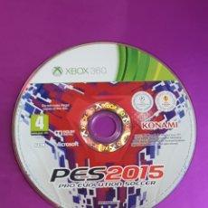 Videojuegos y Consolas: XBOX 360 PES2015 PRO EVOLUTION SOCCER. Lote 268786074