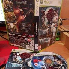 Videojuegos y Consolas: BAYONETTA (360) - SEMINUEVO. Lote 268933594