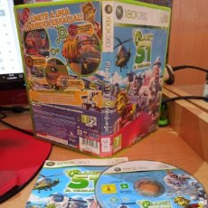 Videojuegos y Consolas: PLANET 51 EL VIDEOJUEGO (360) - SEMINUEVO. Lote 268933659
