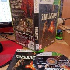 Videojuegos y Consolas: SINGULARITY (360) - SEMINUEVO. Lote 268933664