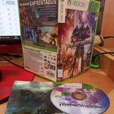 Videojuegos y Consolas: TRANSFORMERS THE DARK SPARK (360) - SEMINUEVO. Lote 268933674