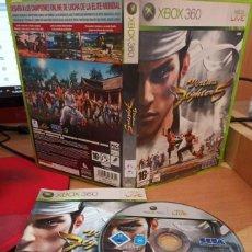 Videojuegos y Consolas: VIRTUA FIGHTER 5 (360) - SEMINUEVO. Lote 268933704