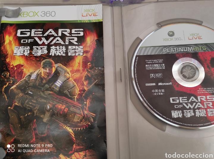 Videojuegos y Consolas: XBOX 360 GEARS OF WAR - Foto 3 - 268946944