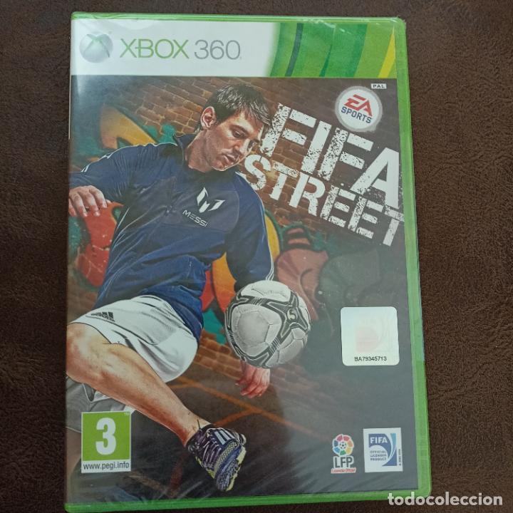 FIFA STREET (XBOX 360) NUEVO Y SELLADO PLASTIFICADO (Juguetes - Videojuegos y Consolas - Microsoft - Xbox 360)