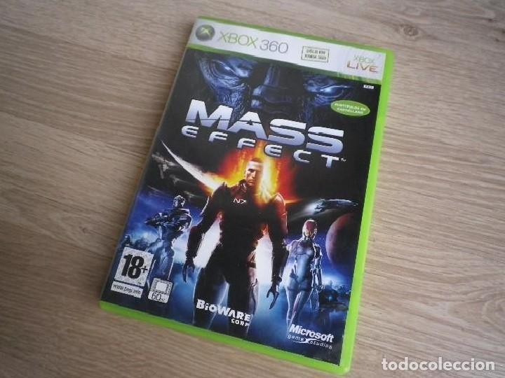 XBOX360 JUEGO MASS EFFECT VERSIÓN ESPAÑOLA (Juguetes - Videojuegos y Consolas - Microsoft - Xbox 360)