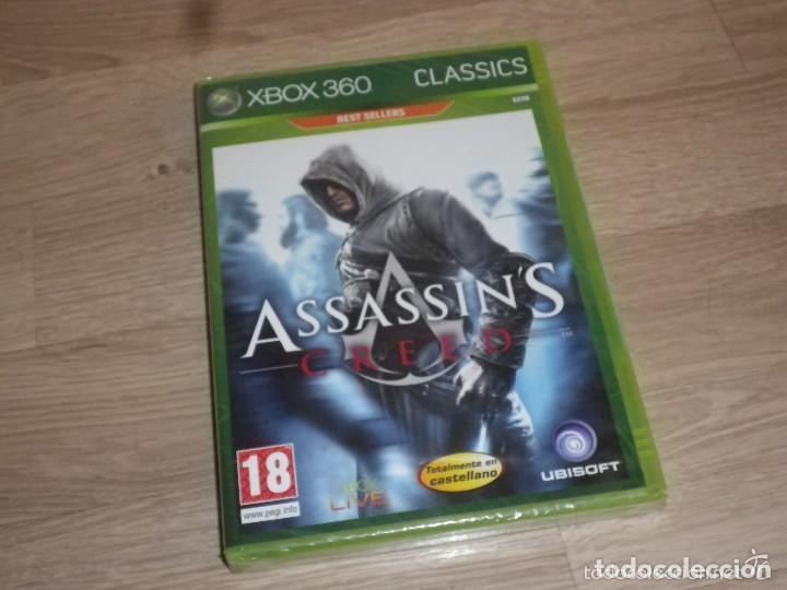 XBOX360 JUEGO ASSASSIN'S CREED CLASSICS NUEVO VERSIÓN ESPAÑOLA (Juguetes - Videojuegos y Consolas - Microsoft - Xbox 360)