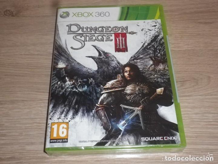 XBOX360 JUEGO DUNGEON SIEGE III PAL ESPAÑA NUEVO (Juguetes - Videojuegos y Consolas - Microsoft - Xbox 360)