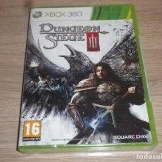Videojuegos y Consolas: XBOX360 JUEGO DUNGEON SIEGE III PAL ESPAÑA NUEVO. Lote 269083068