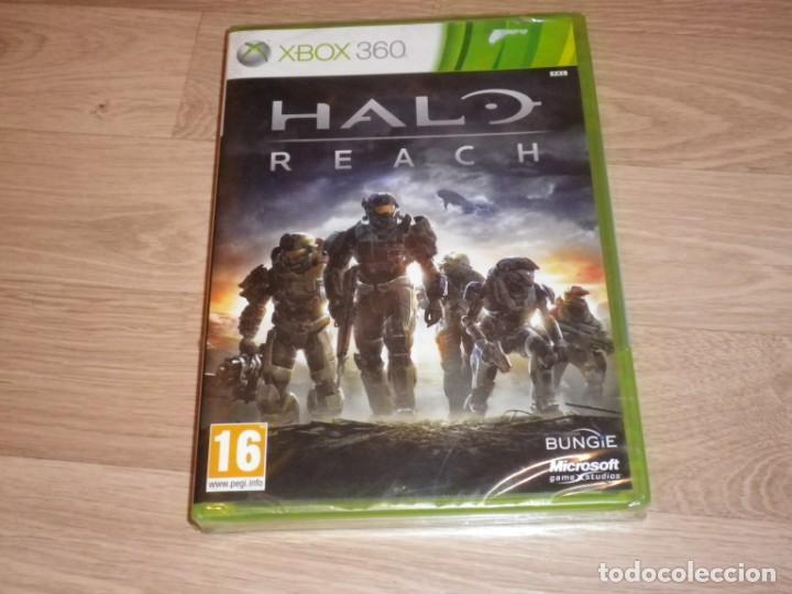 XBOX360 JUEGO HALO REACH NUEVO (Juguetes - Videojuegos y Consolas - Microsoft - Xbox 360)