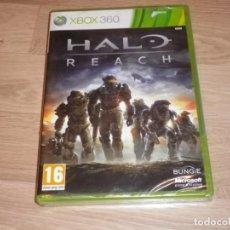 Videojuegos y Consolas: XBOX360 JUEGO HALO REACH NUEVO. Lote 269083473