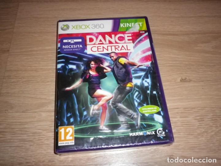 XBOX360 DANCE CENTRAL NUEVO VERSIÓN ESPAÑOLA (Juguetes - Videojuegos y Consolas - Microsoft - Xbox 360)