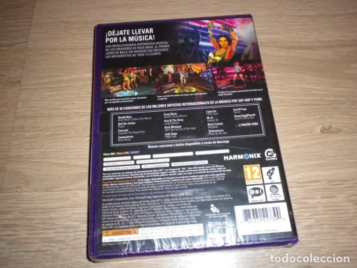 Videojuegos y Consolas: XBOX360 DANCE CENTRAL NUEVO VERSIÓN ESPAÑOLA - Foto 2 - 269083603