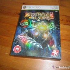 Videojuegos y Consolas: XBOX360 JUEGO BIOSHOCK2 RAPTURE EDITION PAL UK. Lote 269084523