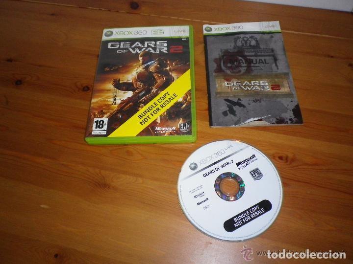 XBOX360 JUEGO GEARS OF WAR 2 VERSIÓN BUNDLE (Juguetes - Videojuegos y Consolas - Microsoft - Xbox 360)