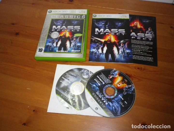 XBOX360 JUEGO MASS EFFECT PAL ESPAÑA (Juguetes - Videojuegos y Consolas - Microsoft - Xbox 360)