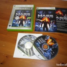 Videojuegos y Consolas: XBOX360 JUEGO MASS EFFECT PAL ESPAÑA. Lote 269084868