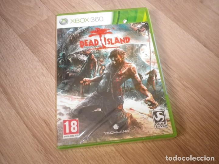 XBOX360 JUEGO DEAD ISLAND NUEVO PAL ESPAÑA (Juguetes - Videojuegos y Consolas - Microsoft - Xbox 360)