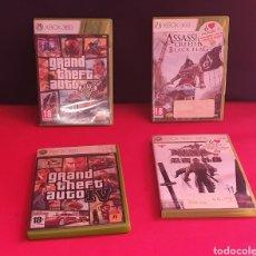Videojuegos y Consolas: LOTE DE 4 JUEGOS XBOX 360. Lote 269117338