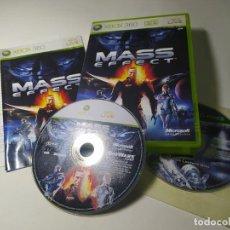 Videojuegos y Consolas: MASS EFFECT ( XBOX 360 - PAL - UK) CON ESPAÑOL!. Lote 269229848