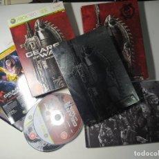 Videojogos e Consolas: GEARS OF WAR 2 ( EDICION COLECCIONISTA ) ( XBOX 360 - PAL - UK) CON ESPAÑOL!. Lote 269230393