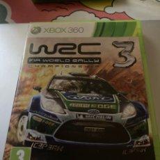 Videojuegos y Consolas: WRC 3 ( FIA WORLD RALLY CHAMPIONSHIP ) - XBOX 360. Lote 269439143