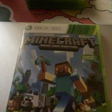 Videojuegos y Consolas: MINECRAFT XBOX 360 EDITION. Lote 269440068