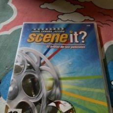 Videojuegos y Consolas: JUEGO SCENE IT XBOX 360. Lote 269451488