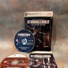 Videojuegos y Consolas: STRANGLEHOLD JOHN WOO XBOX 360. Lote 269588673