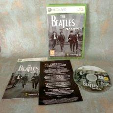 Videojuegos y Consolas: THE BEATLES ROCK BAND XBOX 360. Lote 269704053