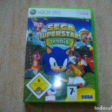 Videojuegos y Consolas: SEGA SUPERSTARS TENNIS JUEGO PARA XBOX 360. Lote 269719623