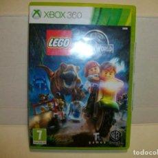 Videojuegos y Consolas: LEGO JURASSIC WORLD JUEGO PARA MICROSOFT XBOX 360. Lote 269746778