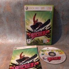 Videojuegos y Consolas: AMPED 3 XBOX 360. Lote 270193023