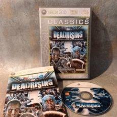 Videojuegos y Consolas: DEAD RISING XBOX 360. Lote 270201128