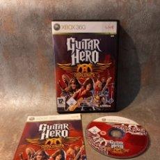 Videojuegos y Consolas: GUITAR HERO AEROSMITH XBOX 360. Lote 270201648
