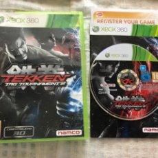 Videojuegos y Consolas: TEKKEN TAG TOURNAMENT 2 - XBOX 360 X360. Lote 270384908