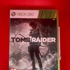 Videojuegos y Consolas: TOMB RAIDER XBOX 360 PAL ESPAÑA. Lote 270630628