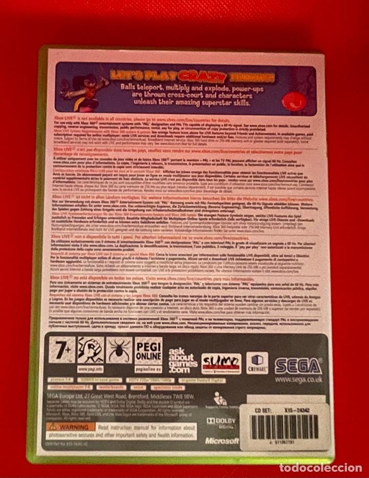 Videojuegos y Consolas: Sega Superstars Tennis Xbox 360 - Foto 2 - 270633158
