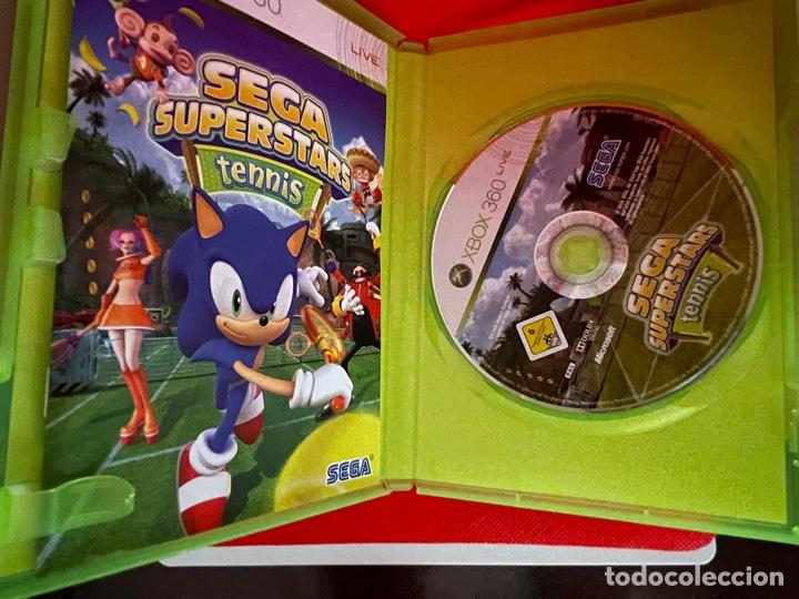 Videojuegos y Consolas: Sega Superstars Tennis Xbox 360 - Foto 3 - 270633158