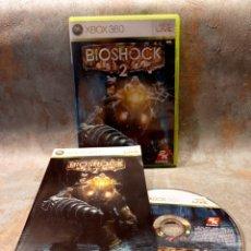 Videojuegos y Consolas: BIOSHOCK 2 XBOX 360. Lote 270634468