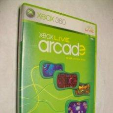 Videojuegos y Consolas: ARCADE XBOXLIVE COMPILATION PARA XBOX 360. Lote 270890808