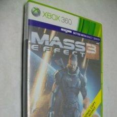 Videojuegos y Consolas: MASS EFFECT 3 PARA XBOX 360. Lote 270890928