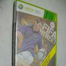 Videojuegos y Consolas: FIFA STREET PARA XBOX 360. Lote 270891033