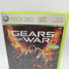 Videojuegos y Consolas: GEARS OF WARS XBOX 360. Lote 271410543