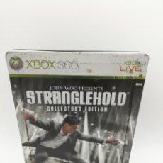 Videojuegos y Consolas: STRANGLEHOLD EDICION ESPECIAL XBOX 360. Lote 271411088
