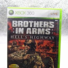 Jeux Vidéo et Consoles: BROTHERS IN ARMS HELLS HIGHWAY XBOX 360 PAL/ESPAÑA. Lote 273654473