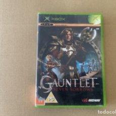 Videojuegos y Consolas: GAUNTLET SEVEN SORROWS. XBOX. Lote 273976458