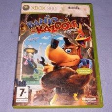 Videojuegos y Consolas: XBOX 360 BANJO KAZOOIE. Lote 274393173
